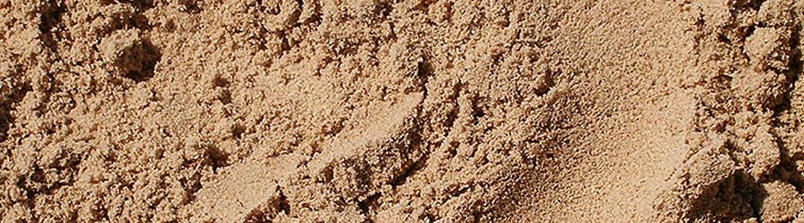 Tip 1 gebruik wit zand